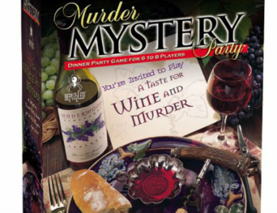 Murder Mystery: A Taste for Wine and Murder - Amazon