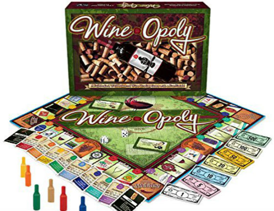 Wine-Opoly - Amazon