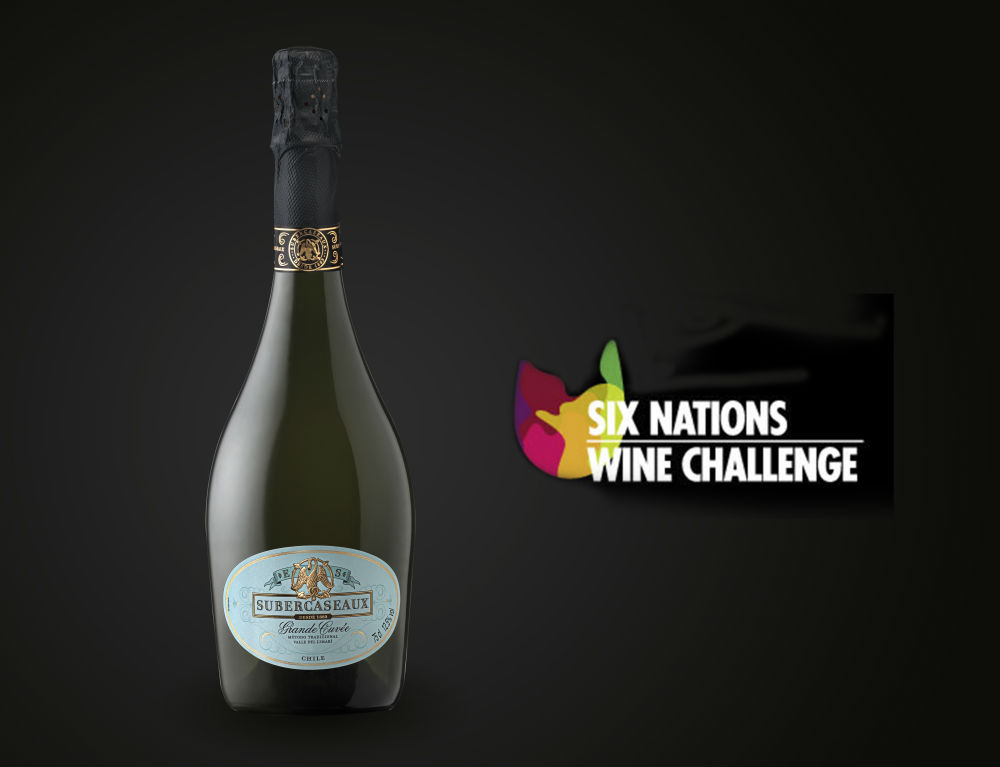 Subercaseaux Six Nations Wine Challenge